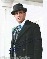 BOBBY CANNAVALE SIGNED AUTHENTIC 'BOARDWALK EMPIRE' 8X10 PHOTO wCOA CHEF PROOF