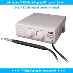 ART M1 Magnetostrictive Ultrasonic Scaler Dental with 25 Khz included.All in One $380.00