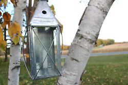 Handmade Colonial Style Candle Lantern