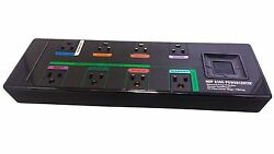 Monster Power HDP 850G GreenPower Surge Protector - 8 Outlets - 2160 Joules $24.99