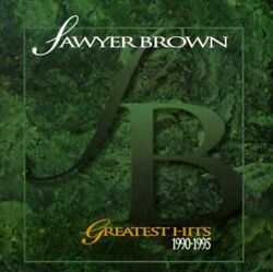 Sawyer Brown : Greatest Hits 1990 1995 Country 1 Disc CD $4.98