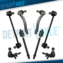 Lower Ball Joints Inner Outer Tierods Sway Bars fits Toyota Camry Lexus ES300 $47.45