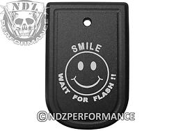 Magazine Floor Base Mag Plate for Springfield XD 9mm .40 Smile Wait Flash 5 $15.95