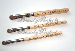 Salon Professional Wooden French Brush Kolinsky Hair #1214& 16 - 7 Colors
