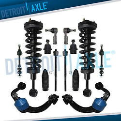 Brand New 14pc Complete Front Suspension Kit for Ford F-150 & Mark LT - 4x4 ONLY $232.99