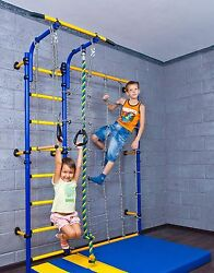 Home Gym Swedish Wall Playground Set for Kids Room - Comet NEXT3 (S3)