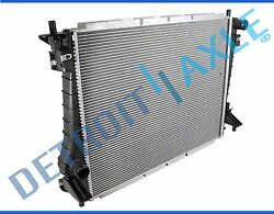 New Genuine OEM Ford 2015-2018 Edge 3.5L Radiator F2GZ-8005-C Cooling System $119.99