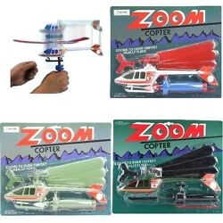 LOT OF 6X Zoom Copter Air Flying Sky Helicopter with Fly Back Over 100ft NEW $29.95