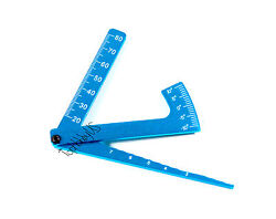 Yeah Racing 3 in 1 Camber Gauge Metal For all 1:8 1:10 On Road RC CAR US SHIP $9.99