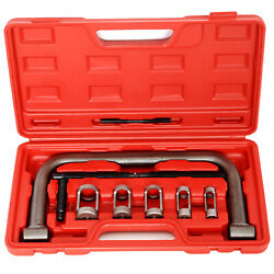 5 Sizes Valve Spring Compressor Pusher Automotive Tool For Car Motorcycle Kit $20.95