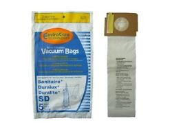 15 Sanitaire Sd Micro with Closure Vacuum Bags $14.99