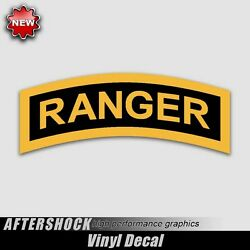 Ranger Sticker - us army airborne decal military graphic