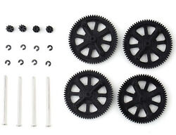 Parrot AR Drone 2.0 Quadcopter Spare Parts Motor Pinion Gear Gears amp; Shaft Set $3.29