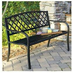 Commercial Park Bench Benches for Sale Ornament Garden Charm Kit Slats Outdoor