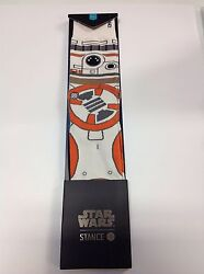 STANCE STAR WARS COLLECTION BB8 Brand new release Size large Droid $9.99