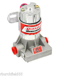 QFT 105 GPH Electric Fuel Pump to support up to 350 HP engines 7 PSI Maximum Pre $126.95