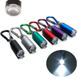 Outdoor Camping Mini LED Super Bright Flashlight Small Torch Lamp Keychain US $1.67