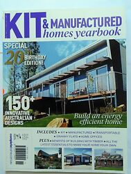KIT & Manufactured Homes Yearbook No. 20