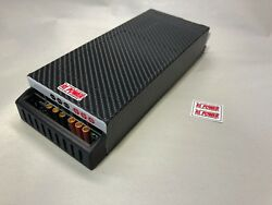 Drone icharger rc charger power supply 12.4V 85Amps 1025Watts Carbon wrapped $89.99
