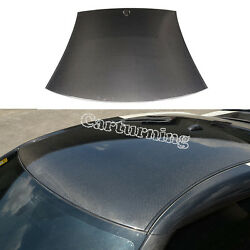 Carbon Fiber Car Top Covers Auto Body Kits Fit For 09-15 Nissan R35 GT-R GTR