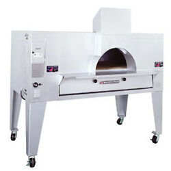 Bakers FC-516 Il Forno Classico Pizza Oven Single Deck Wood Burning Style Gas