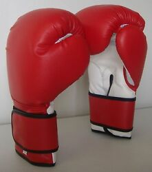 Boxing Gloves for Sparring CompetitionBonded Leather Quality with Air Maxx Palm $26.95