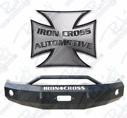 Iron Cross HD Push Bar Front Bumper 2007-2013 Chevy Silverado 1500 22-515-07