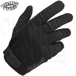 Biltwell Moto Gloves Motorcycle Riding Gloves Biltwell Gloves in Black $28.95