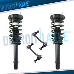 Front Strut Pair Sway Bar End link Kit for 2006 2007 - 2010 Hyundai Azera Sonata $156.07