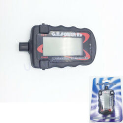 New G.T. Power Model Profession RC Motor Tachometer $17.30