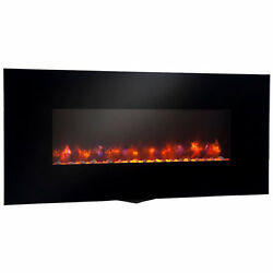 Outdoor GreatRoom GE-94 94 inch Gallery Linear Electric LED Fireplace