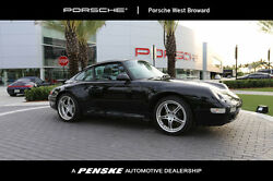 1997 Porsche 911 Carrera S Carrera S Low Miles 2 dr Coupe Unspecified Gasoline 3.6L FLAT 6 Cyl Black