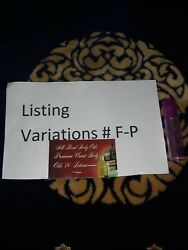 Pick A Cologne Body OilPerfume Oil Pink 10ml Rollon Scents .Listings # F-P