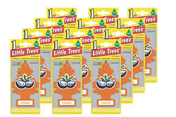 Little Trees Hanging Car and Home Air Freshener Coconut Scent – Pack of 12 $12.65