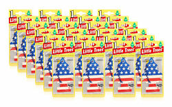 Little Trees Hanging Car and Home Air Freshener Vanilla Pride Scent Pack of 24 $18.59