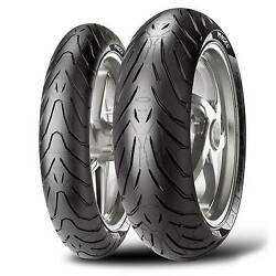 12070-17 (58W)(A) PIRELLI ANGEL ST Front Motorcycle Tyre