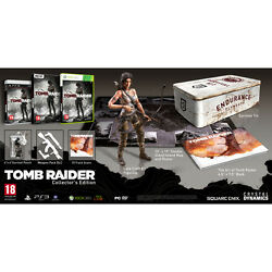 Tomb Raider Collector's Edition PS3 PAL *NEW*+Warranty!