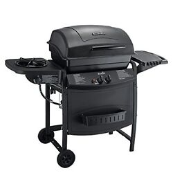 Durable Classic 2 Burner Gas Grill Outdoor Cooking Equipment Food Prepare Stove