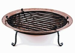 Good Directions Large Polished Copper Fire Pit 772