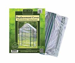 Arcadia Garden Products GH07 2-Sided Walk-In Replacement Cover Greenhouse