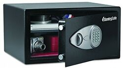 Sentry Safe X105 Electronic Lock Security Safe1.0 Cu Ft   2 Live Locking Bolts