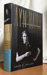 AYN RAND AND THE WORLD SHE MADE by Anne C. Heller (Hardcover)