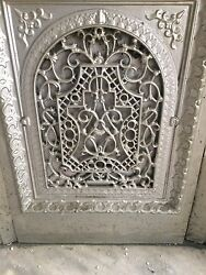 1880's Historic Marble Mantle fireplace Surround (10J)