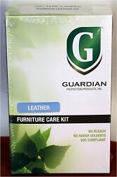 Guardian Leather Furniture Care Kit GD-NW-LK02C