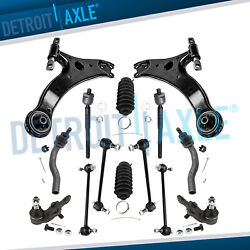 14pc Front Lower Control Arm Tie Rods for 2007 2008 2009 2010 2011 Toyota Camry $138.78