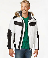 NWT INC INTERNATIONAL CONCEPTS IRIDESCENT WINTER JACKET WHITE SIZE XL