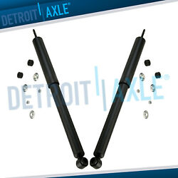 2 Rear Shocks for 1996 1997 1998 1999 2000 2001 2002 2003 2004 2005 Toyota RAV4