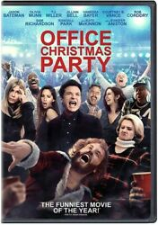 Office Christmas Party DVD 2016 $5.13