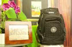 OGIO custom backpack from cast of the LOST TV Show with Dharma Logo $5200.00