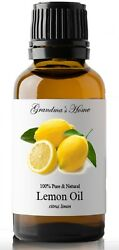 Lemon Essential Oil 30 mL 100% Pure and Natural Free Shipping US Seller $6.49